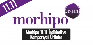 Morhipo 11.11 Kampanyası 2019 - Morhipo 11.11 İndirimli ve Kampanyalı Ürünler