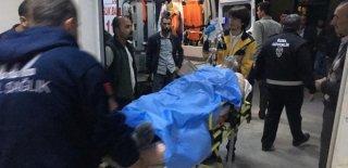 Adana'da Korkunç Anlar! Sokak Ortasında Kendisini Tabancayla Vurdu