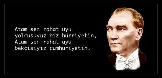 10 Kasım Atatürk'ü Anma Günü İle İlgili En Güzel Sözler - 10 Kasım Şiirleri, Mesajları