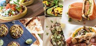 Geleneksel Tatların Buluştuğu 10 Meksika Sokak Yemeği