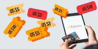 Aliexpress Kupon Kodu 10 $ İndirim Kuponu | Ekim 2020
