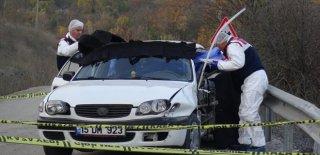 Karabük'te Facia Gibi Kaza! 1'i Çocuk 4 Kişi Öldü 1 Kişi Yaralandı