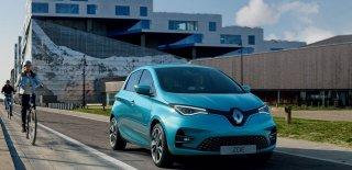 2020 Renault Zoe Teknik Özellikleri ve Fiyat Listesi