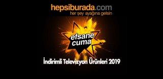Hepsiburada Efsane Cuma İndirimli Televizyon Ürünleri 2019 – Black Friday Kampanyalı Ürünler ve Fırsatlar