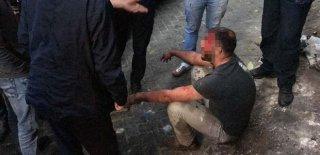 Küçük Çocukları Taciz İddiası Mahalleyi Ayağa Kaldırdı! Sokak Ortasında Öldüresiye Dayak Yedi