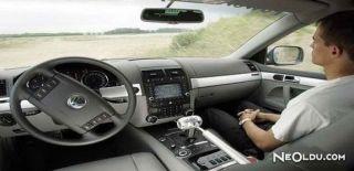 ABD'de Sürücüsüz Araç Devri