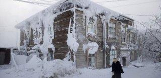 Buz Şehir Yakutsk