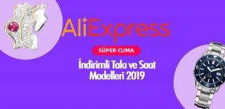 Aliexpress Süper Cuma İndirimli Takı ve Saat Modelleri 2020 - Black Friday Fırsat Ürünler ve Kampanyalar