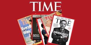 Dünyaca Ünlü TIME Dergisine Kapak Olan 10 Türk