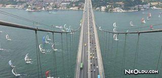 Üçüncü Köprü Dünyada Bir İlk