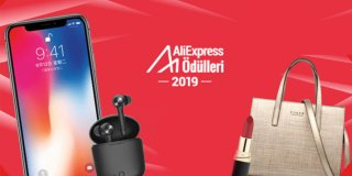 AliExpress 2020 Ödülleri: İndirim Kuponu ve Fırsat Ürünleri