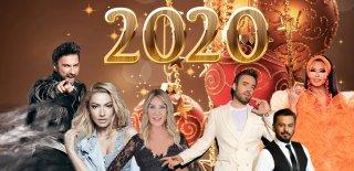 2020 Yılbaşı Programları - Hangi Sanatçı Nerede Sahne Alacak?