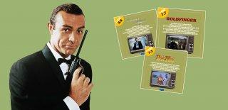 James Bond Filmleri – 007 James Bond'un En İyi ve IMDb Puanı Yüksek 20 Filmi!