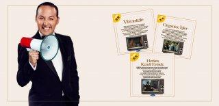 Tolga Çevik Filmleri – Türk Komedisinin Önemli İsimlerinden Tolga Çevik'in En İyi ve IMDb Puanı Yüksek 7 Filmi