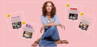 Julia Roberts Filmleri – Hollywood'un Güzel Yıldızı Julia Roberts'ın En İyi ve IMDb Puanı Yüksek 15 Filmi