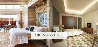 Airbnb ve Otel Arasındaki Fark Nedir?