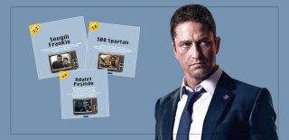 Gerard Butler Filmleri - Ünlü Aktör Gerard Butler'in IMDb Puanı YÜksek En İyi 15 Filmi