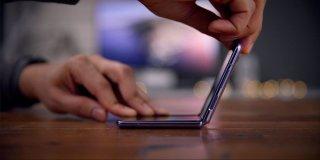 Samsung Galaxy Z Flip Fiyat & Özellik ve İnceleme
