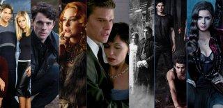 Vampir Dizileri - IMDb Puanı Yüksek Gelmiş Geçmiş En İyi Vampir Konulu Diziler