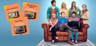 Komedi Dizileri - IMDb Puanı Yüksek Gelmiş Geçmiş En iyi 20 Komedi Dizisi