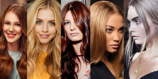 Saç Renkleri - 2020'nin Teninize Uygun En Güzel Saç Renkleri Kataloğu