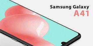 Samsung Galaxy A41 Fiyatı & Özellikleri ve Detaylı İncelemesi