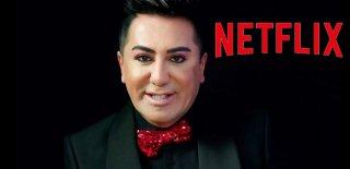 Murat Övüç Netflix'e 'Nekşfliş' Dedi! Netflix Adını Değiştirdi!