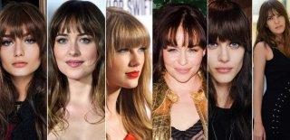 Perçem Saç Modelleri – Kararsız Kalanlar İçin En Güzel Perçem Saç Modelleri