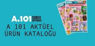 A101 Aktüel 2 - 8 Mayıs  2020 Kataloğu İndirimli Güncel Fiyat Listesi