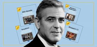 George Clooney Filmleri – IMDb Puanı Yüksek En iyi George Clooney Filmleri