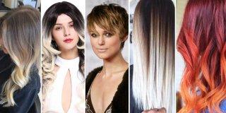 Ombre Modelleri – Kadınların En Çok Tercih Ettiği Ombre Saç Modelleri