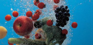 Corona Virüsüne Karşı Meyve ve Sebzeler Nasıl Dezenfekte Edilir?