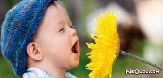Çocuklarda Alerjiye Dikkat