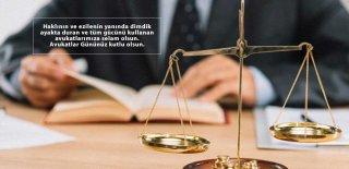 5 Nisan Avukatlar Günü Mesajları – En Güzel Avukatlar Günü Sözleri ve Mesajları