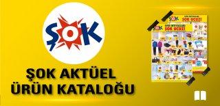 Şok Aktüel Kataloğu - Şok Market Aktüel Ürünler Kataloğu ve Broşürleri (Güncel)