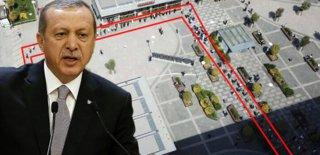 Erdoğan, O Görüntülerden Rahatsız Oldu: Sıkı Tedbirler Almak Zorunda Kalırız!