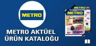 Metro Market Aktüel 9-22 Temmuz 2020 Katalog Broşür ve Fiyat Listesi