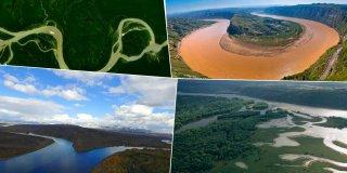 Dünyanın En Büyük Nehirleri - Dünyadaki En Görkemli 11 Nehir