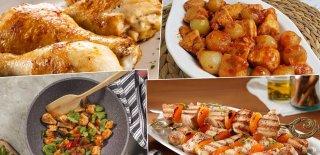 En Lezzetli Tavuk Yemekleri - 5 Farklı Tavuk Yemeği Tarifi