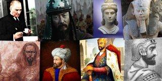 Dünya Üzerinde Hüküm Süren Hükümdarlar - Tarihteki En İyi 15 Hükümdar