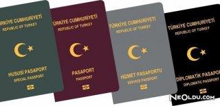 Pasaport İçin Gerekli Olan Evraklar