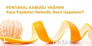 Portakal Kabuğu Yağının Saça Faydaları Nelerdir, Nasıl Uygulanır?
