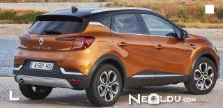 Renault Captur 2020 Fiyatı & Özellikleri ve İnceleme