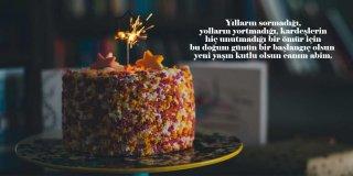 Abiye Doğum Günü Mesajı – Ağabeye Güzel ve Anlamlı Doğum Günü Mesajları