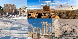 Türkiye'de UNESCO Dünya Mirası Listesindeki Eserler