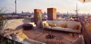 Balkon ve Teras Dekorasyonu için Birbirinden Yaratıcı 10 Fikir