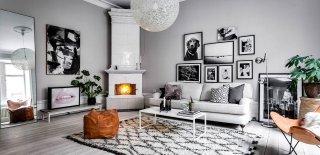 İskandinav Stili Ev Dekorasyonu İpuçları - İskandinav Tarzı Dekorasyon Nasıl Yapılır?