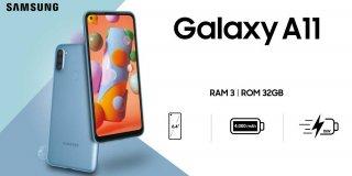 Samsung Galaxy A11 Fiyatı, Özellikleri ve İnceleme
