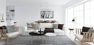 Mutlu ve Bereketli Bir Ev Dekorasyonu için 10 Feng Shui Tavsiyesi