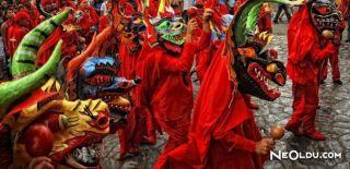 Şeytan Dansçılar (Los Diablos Danzantes)